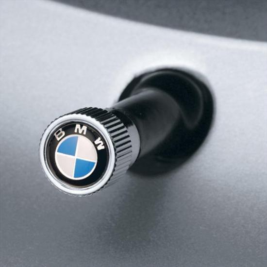 BMW Roundel Logo Valve Stem Caps