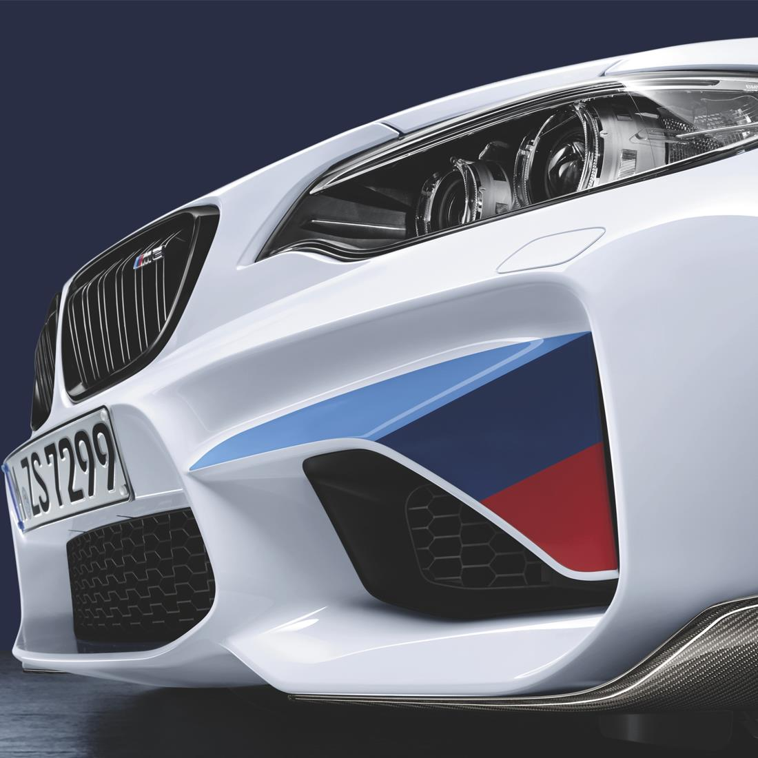 BMW M Performance Front Winglets