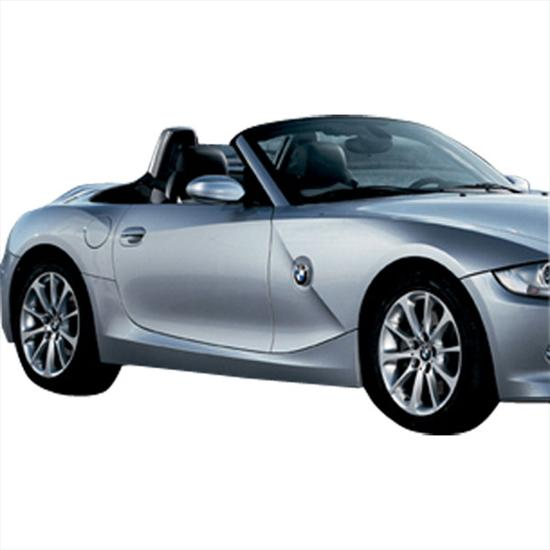 BMW Aerodynamic Components for Z4 Roadster