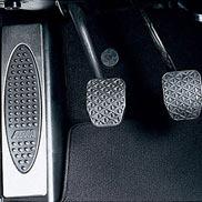 BMW M Aluminum Footrest