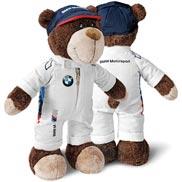 BMW Motorsport Teddy Bear