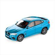 BMW Miniature F86 X6M Longbeach Blue