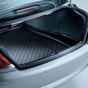 BMW Shaped Trunk Mat