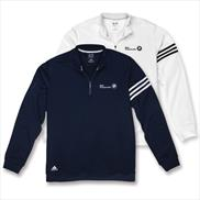 BMW Men's adidas® Climalite 3-Stripe Pullover