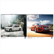 BMW Wall Calendar 2014