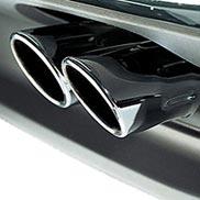 BMW Tailpipe Trim 4.4i