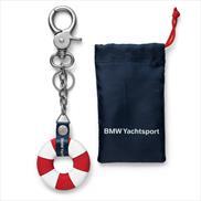 BMW Lifebuoy Key Ring Pendant