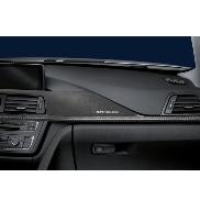 BMW M Performance Carbon Fiber and Alcantara Interior Trim