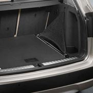 BMW Luggage Compartment Side Net
