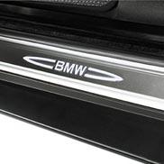 BMW Illuminated Door Sills