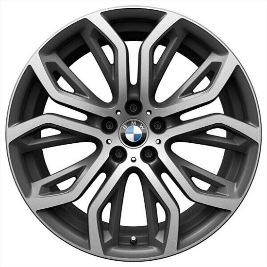 Different styles of bmw wheels