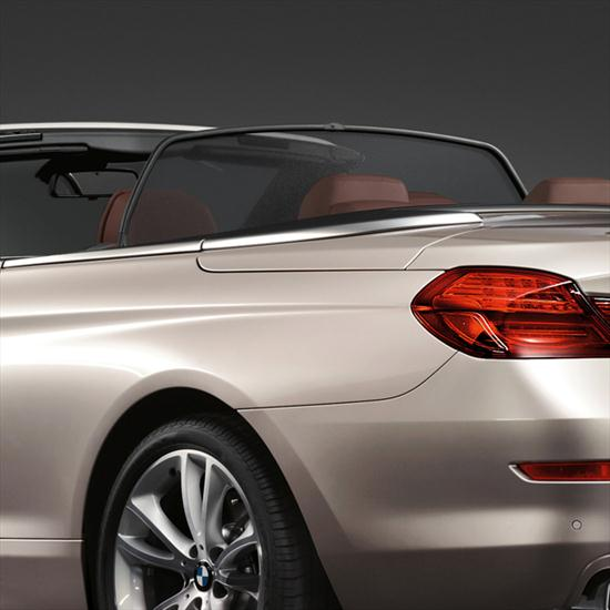 ShopBMWUSA.com: BMW WIND DEFLECTOR FOR 6 SERIES