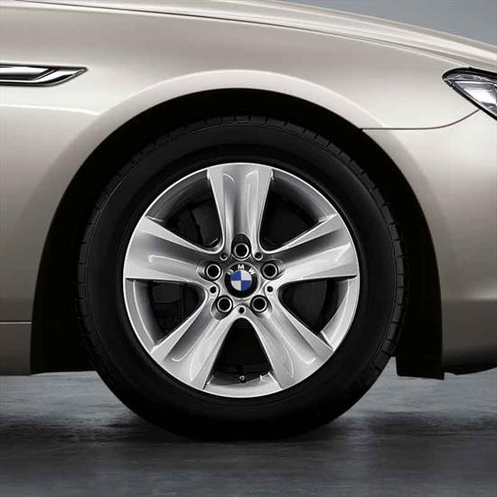 "ShopBMWUSA.com: BMW 17"" STYLE 327 WINTER COMPLETE WHEEL"