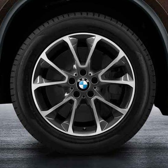 "ShopBMWUSA.com: BMW 19"" STYLE 449 WINTER COMPLETE WHEEL"
