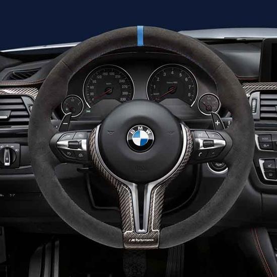 ShopBMWUSA.com: BMW M PERFORMANCE STEERING WHEEL