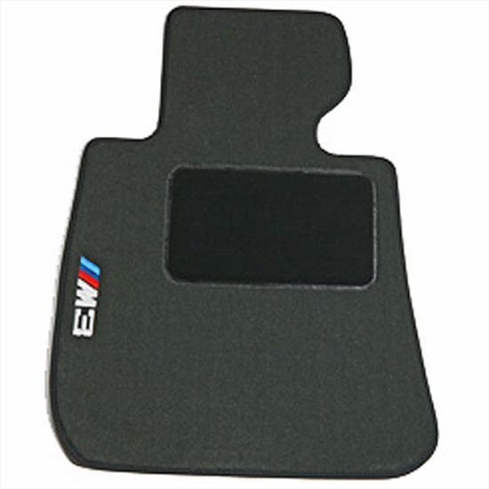 ShopBMWUSA.com: BMW M EMBROIDERED FLOOR MATS