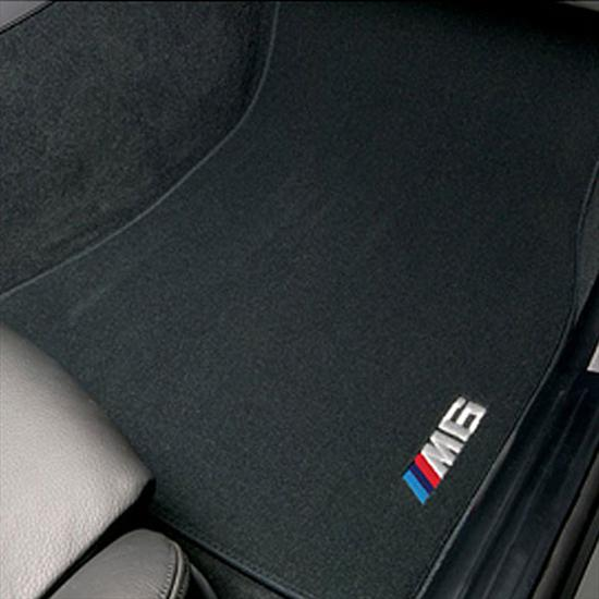 ShopBMWUSA.com: BMW M6 EMBROIDERED CARPETED FLOOR MATS
