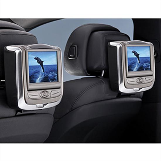 bmw dual rear seat entertainment system. Black Bedroom Furniture Sets. Home Design Ideas