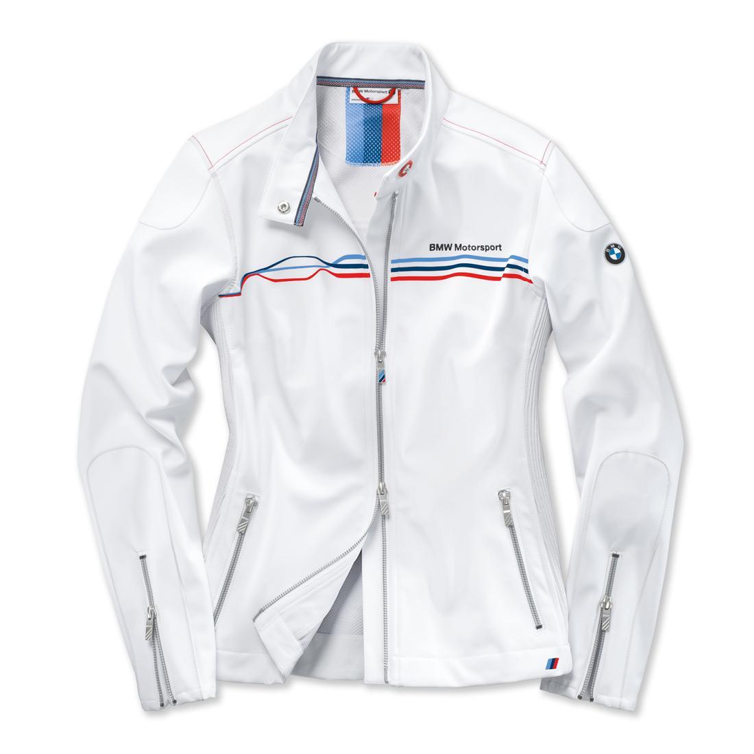 Shopbmwusa Com Bmw Motorsport Ladies Softshell Jacket
