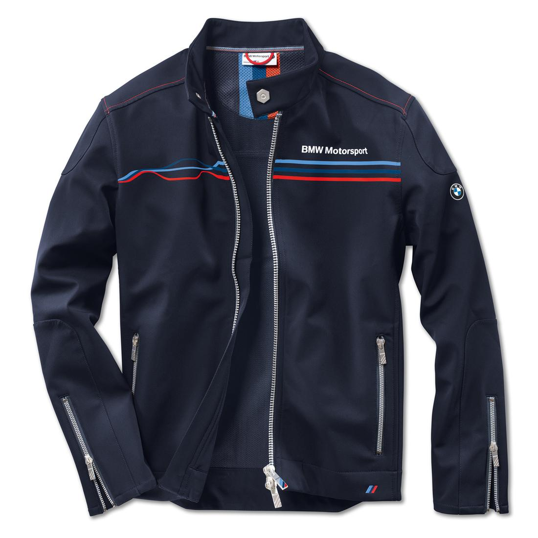 Shopbmwusa Com Bmw Motorsport Men S Softshell Jacket