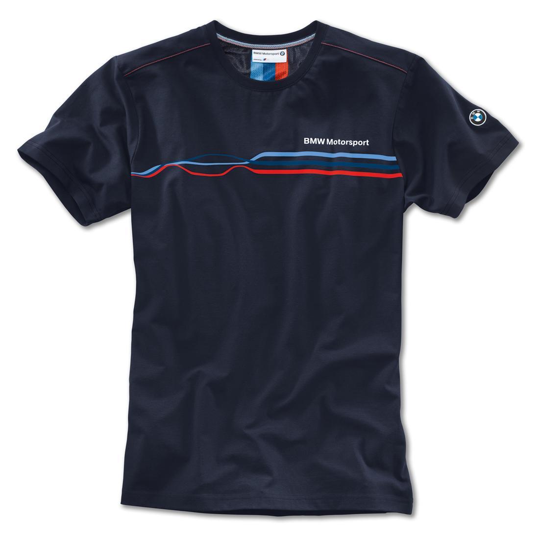 bmw motorsport men 39 s fashion t shirt. Black Bedroom Furniture Sets. Home Design Ideas