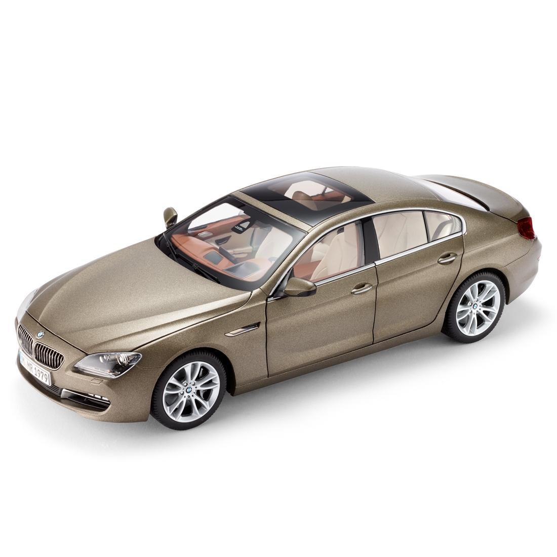 ShopBMWUSA.com: BMW 6 SERIES GRAN COUPÉ (F06