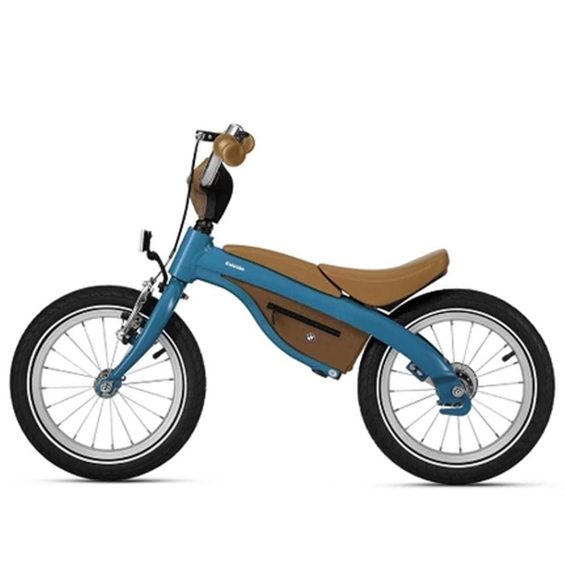 Shopbmwusa Com Bmw Kids Bike Turquoise Caramel