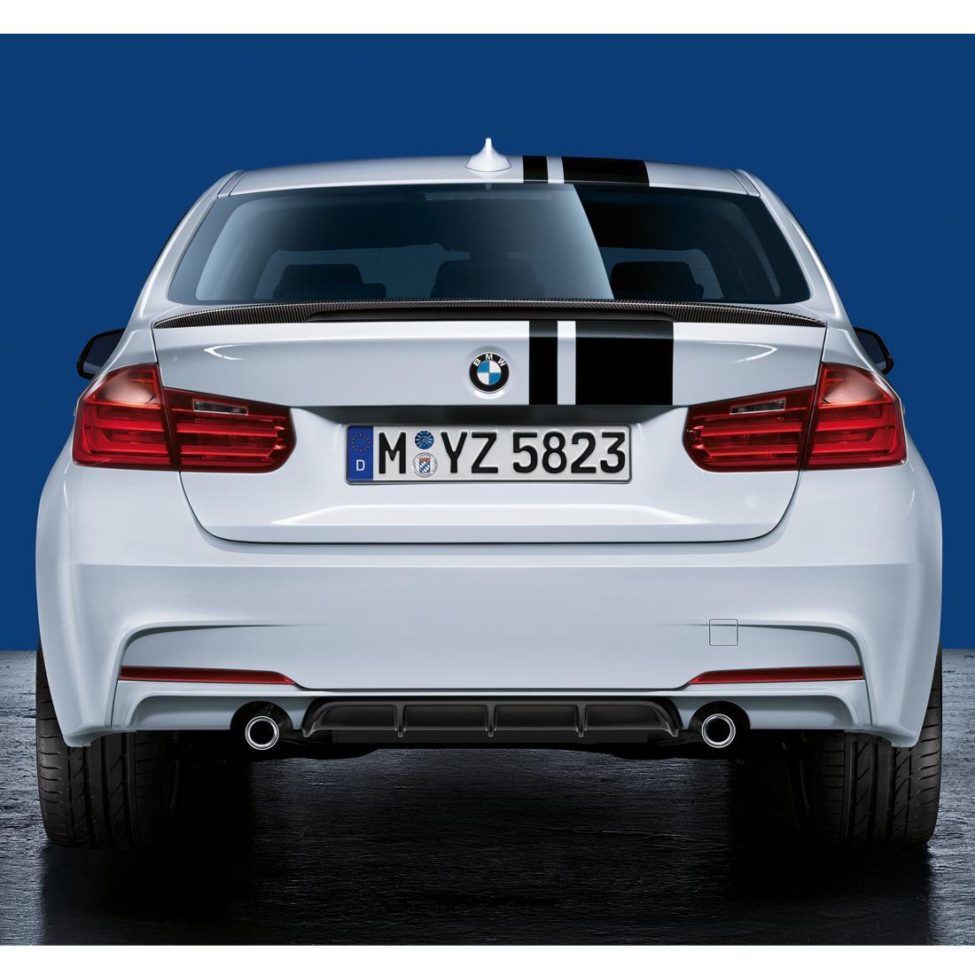 Bmw Years: ShopBMWUSA.com: BMW M PERFORMANCE REAR DIFFUSER
