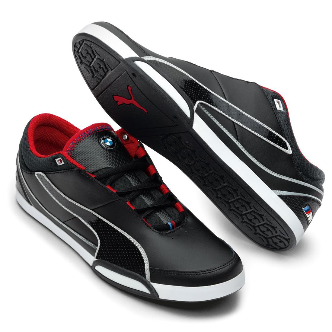 Puma Mens Shoes Dorifuto Bmw M Series Sneakers Rabbi Gafne