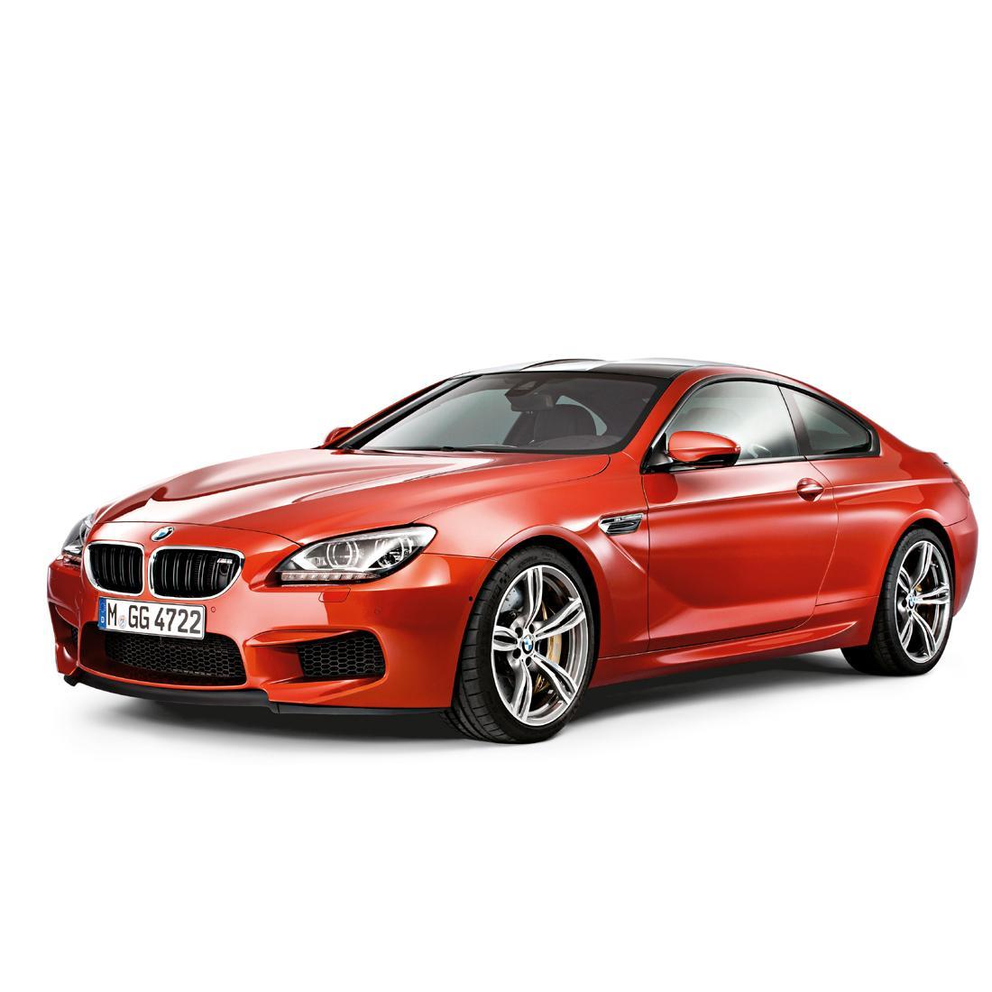 ShopBMWUSA.com: BMW M6 COUPE (F13 M